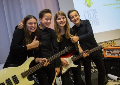 triple A band Goldene Lilie Wiesbaden 1.11.2018