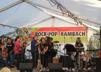 triple A band Rock Pop Rambach 1.9.2018