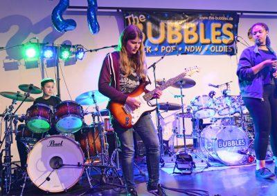 triple A band Vorprogramm The Bubbles 5.5.18 © R. Fischenich (119)