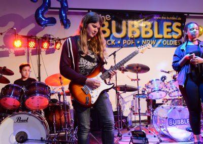 triple A band Vorprogramm The Bubbles 5.5.18 © R. Fischenich (122)