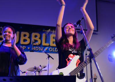triple A band Vorprogramm The Bubbles 5.5.18 © R. Fischenich (126)