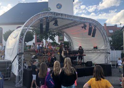 triple A band Dorfplatzfest Wiesbaden Breckenheim 10.08.19