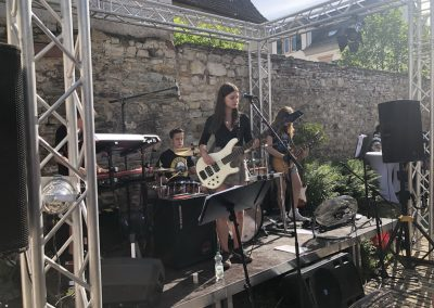 triple A band Höfefest Wiesbaden Biebrich 01.06.19