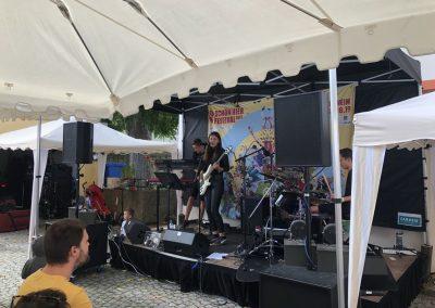 triple A band Schön Hier Festival Geisenheim 18.08.19